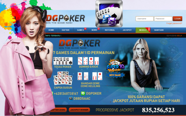 Poker Online DGpoker